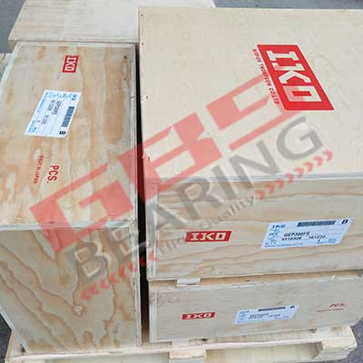 Original IKO NAFW122420 bearing