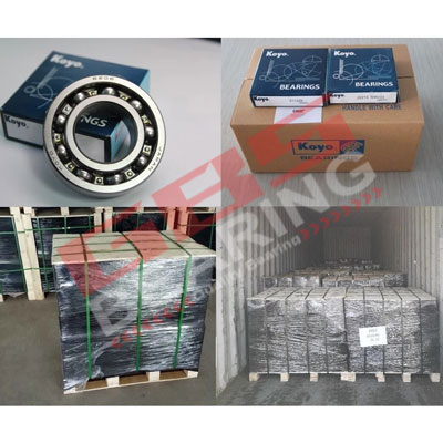 Original KOYO NJ213R bearing