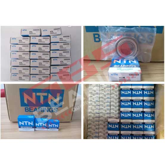 Original NTN 6222LU bearing